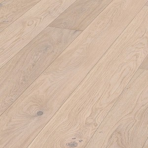 Parquet Meister Pearl oak lively, 1-strip, matt lacquered PD400