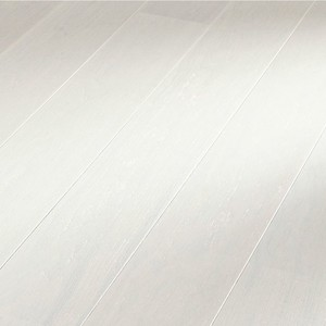 Parquet Meister Polar white oak harmonious, 1-strip, brushed, matt lacquered PD400