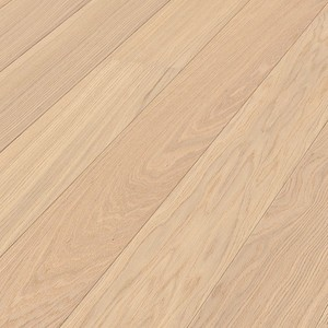 Parquet Meister Pure oak harmonious, 1-strip, brushed, matt lacquered PD400