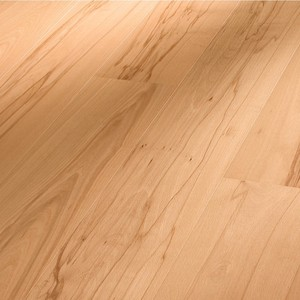 Parquet Meister Steamed beech lively, 1-strip, matt lacquered PD400