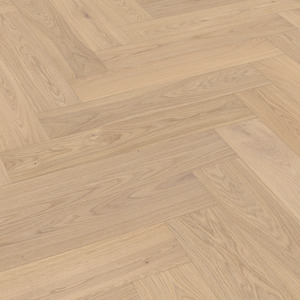 Parkett Tamm Natural cream oak Meister, harjatud, 1 lipiline, matt lakk PS500 kalasabamuster