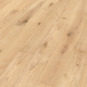 Parquet Limed oak lively Meister, 1-strip, matt lacquered PS300