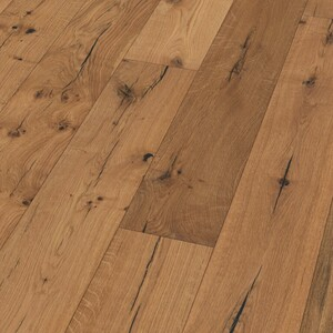 Parquet Oak Classic, 1-strip, brushed, oiled