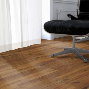 Parquet Smoked Oak Classic, 1-strip, hand planed, brushed, oiled