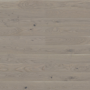 Parquet Oak, Piccolo Marzipan Muffin, 1-strip, beveled, brushed, stained, matte lacquer