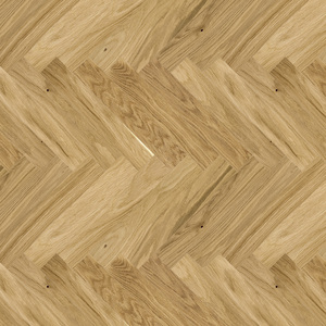 Parquet Oak, Piccolo Caramel, 1-strip, beveled, brushed, matt lacquer, herringbone