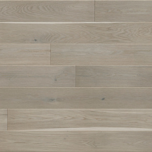 Parquet Oak, Medio Marzipan Muffin, 1-strip, beveled, brushed, stained, matt lacquer