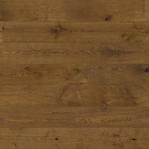 Parquet Oak, Medio Garda, 1-strip, beveled, brushed, stained, matt lacquer