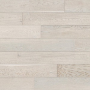 Parquet Oak, Medio Cappucino, 1-strip, beveled, stained, brushed, matt lacquer