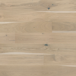 Parquet Oak, Medio Banana Song, 1-strip, beveled, stained, brushed, matt lacquer