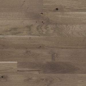 Parquet Oak, Medio Olive Crostini, 1-strip, no bevel, stained, matt lacquer