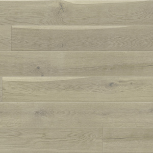 Parquet Oak, Grande Nude, 1-strip, beveled, brushed, stained, matt lacquer