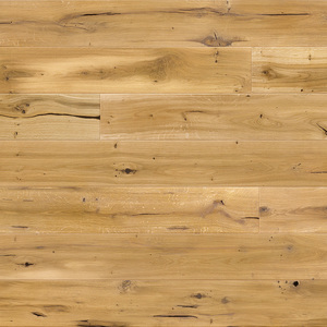 Parquet Oak, Grande Madeira, 1-strip, beveled, brushed, matt lacquer