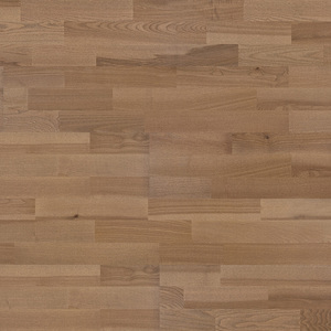 Parquet Ash, Molti Windermere, 3-strip, brushed, stained, natural oil