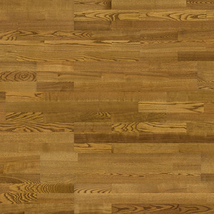 Parquet Ash, Molti Highlands, 3-strip, brushed, stained, matte lacquer