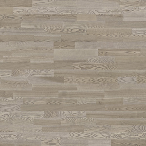Parquet Ash, Molti Bergen, 3-strip, stained, matt lacquer