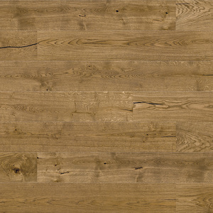 Parquet Oak, Senses Still, 1-strip, beveled, brushed, stained, matt lacquer