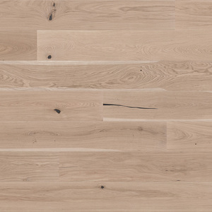 Parquet Oak, Senses Delight, 1-strip, beveled, brushed, stained, matt lacquer