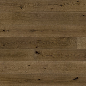 Parquet Oak, Medio Bonet, 1-strip, beveled, brushed, stained, matte lacquer