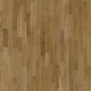 Parquet Tarkett, Shade, Oak Almond TreS, 3-strip, brushed, Proteco Natura mat lacquer