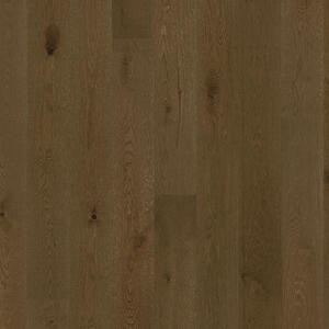 Parquet Tarkett, Shade, Oak Italian Brown Plank, 1-strip, brushed, 2 sides bevelled, Proteco Natura mat lacquer