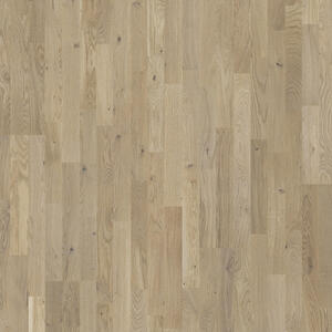 Parquet Tarkett, Shade, Oak Soft Beige TreS, 3-strip, brushed, Proteco Natura mat lacquer