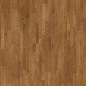 Parquet Oak Honey, 3-strip, matt lacquered