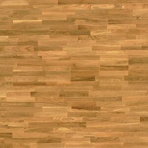 Parquet Oak, matt lacquered, 3-strip