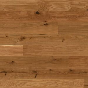 Parquet Oak, 1-strip, brushed, natural oiled