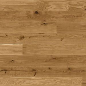 Parquet Oak, 1-strip, brushed, matt lacquered