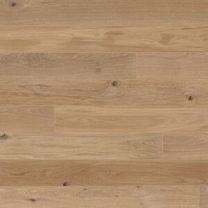 Oak 1-strip brushed, limed and matt lacquered