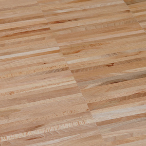Industrial parquet Beech steamed