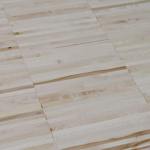 Industrial parquet Eur. Maple