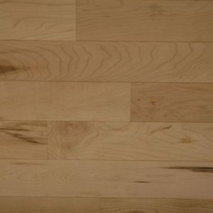 Strip parquet Can. Maple Rustical