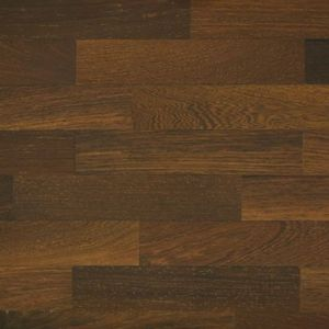 Strip parquet Wenge