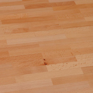 Mosaic parquet Steamed Beech Natur English pattern
