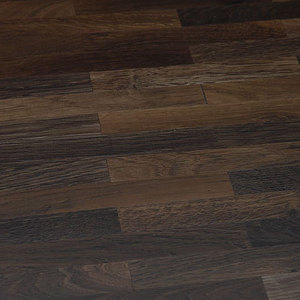 Mosaic parquet Smoked Oak English pattern