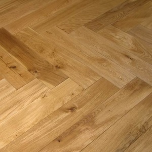 Floorboards Oak Rustic Fishbone