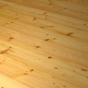 Floorboards Sib. Larch AB long lengths