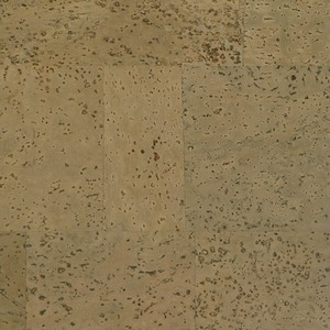 Cork floor Granorte Emotions Element Rustic khaki