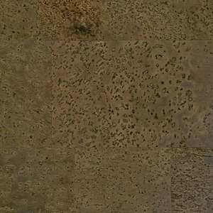 Cork floor Granorte Emotions Element Rustic olive