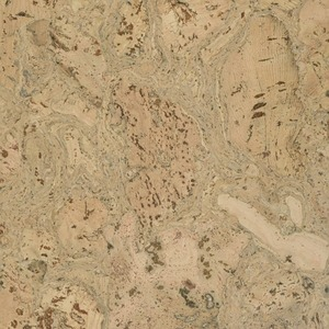 Cork floor Granorte Emotions Twist sand