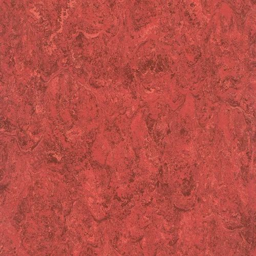 Linoleum 121-048 Cranberry Red