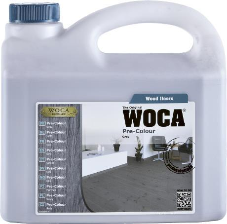 Woca Pre-Colour grey - hall peits
