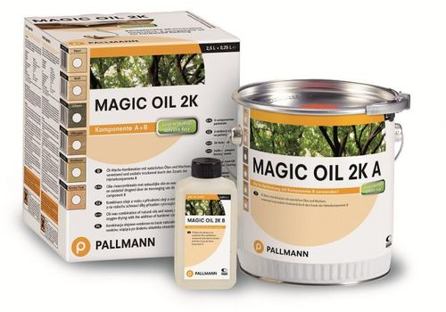Õlivaha  puitpõrandale Magic Oil 2K