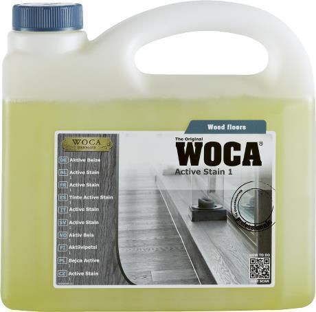 WOCA Active Stain No. 2 2,5L FI