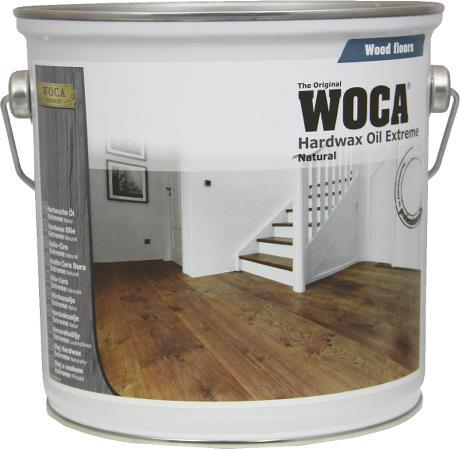 WOCA Hardwax Oil Natural 2,5L FI