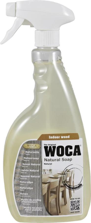 WOCA Natural Soap Spray Natural FI