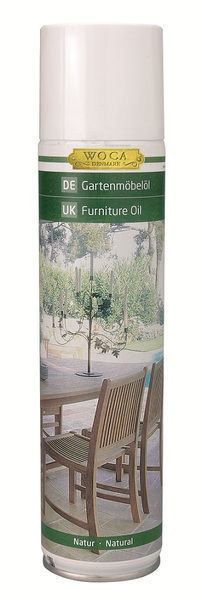 WOCA Garden Furniture Oil Spray Teak RU