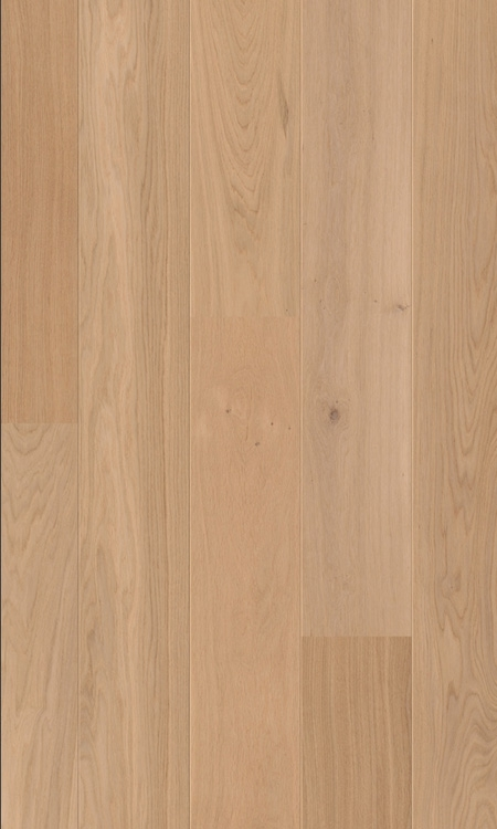 Parquet Pure Oak Matt Palazzo, large groove, 1-strip, lacquered